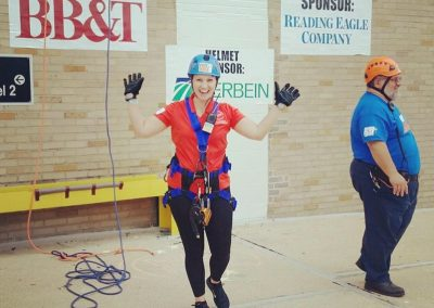 GRYP President Goes Over The Edge