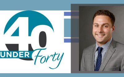 GRYP Treasurer Named 40 Under 40