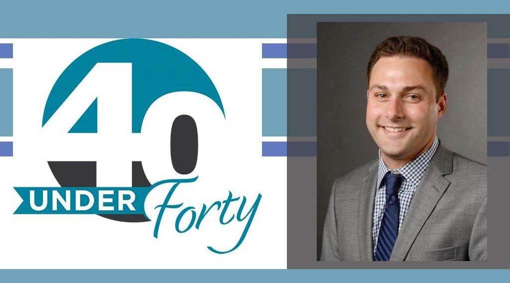 GRYP Treasurer Named 40 Under 40