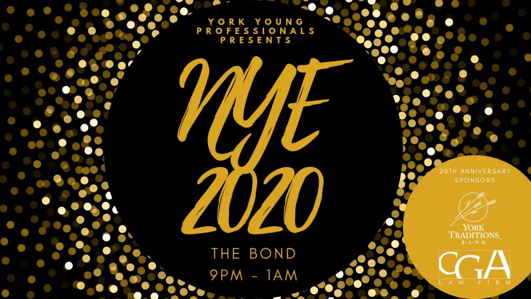 New Year's Eve 2020 presented by YYP